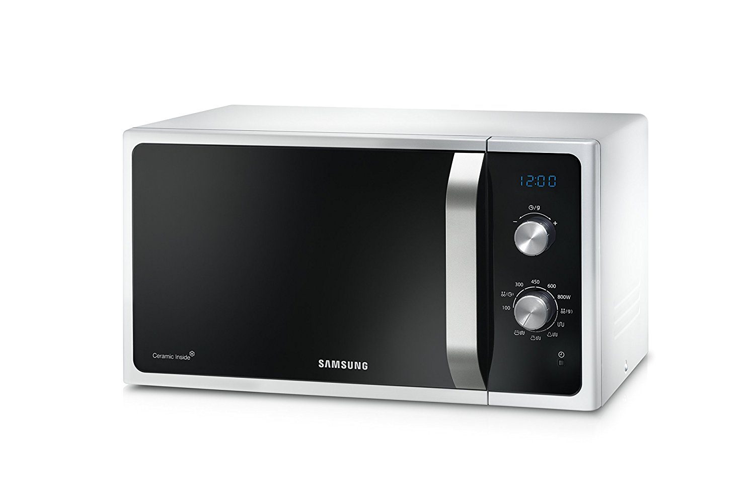 manuale forno a microonde samsung mg23f301tck